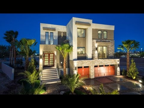 Las Vegas 3 Story Home For Sale | $545K | 4,934 Sqft | 5 Beds | 3.5 Baths | Roof Top | 3 Car