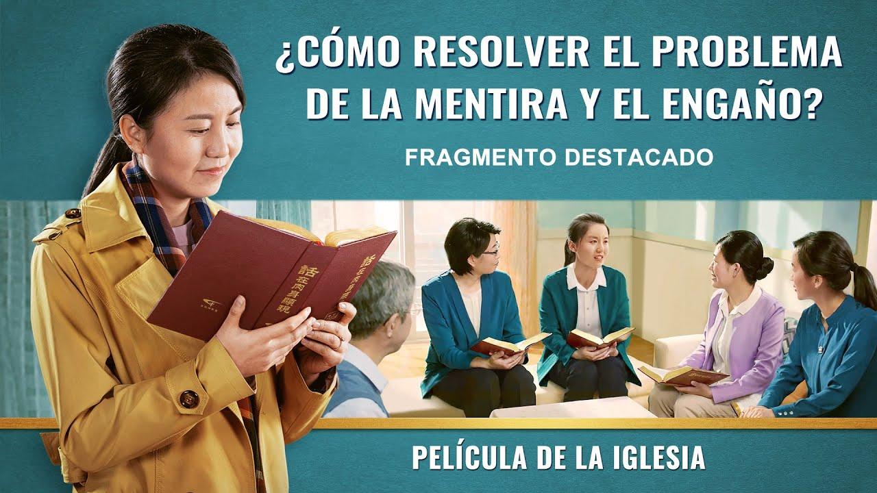 """Fragmento 1 de película evangélico """"El pueblo del reino celestial"""": Una cristiana actúa con honestidad y recibe la bendición de Dios (Español Latino)"""