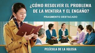 """Película evangélica """"El pueblo del reino celestial"""" Escena 1 - Una cristiana actúa con honestidad y recibe la bendición de Dios (Español Latino)"""