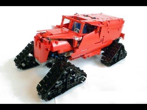 Lego Technic IR RC Tucker Sno-Cat