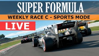 GT Sport - Super Formula Weekly Race C
