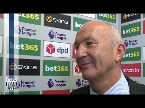 Tony Pulis reflects on his 1000th game in management, a 1-1 draw at Stoke