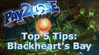 Heroes of the Storm: Top 5 Tips for Blackheart's Bay