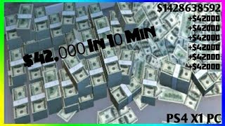 GTA Online *VERY EASY* AFK Unlimited Money Glitch | AFK Money Glitch 2018 [PS4, X1, PC]