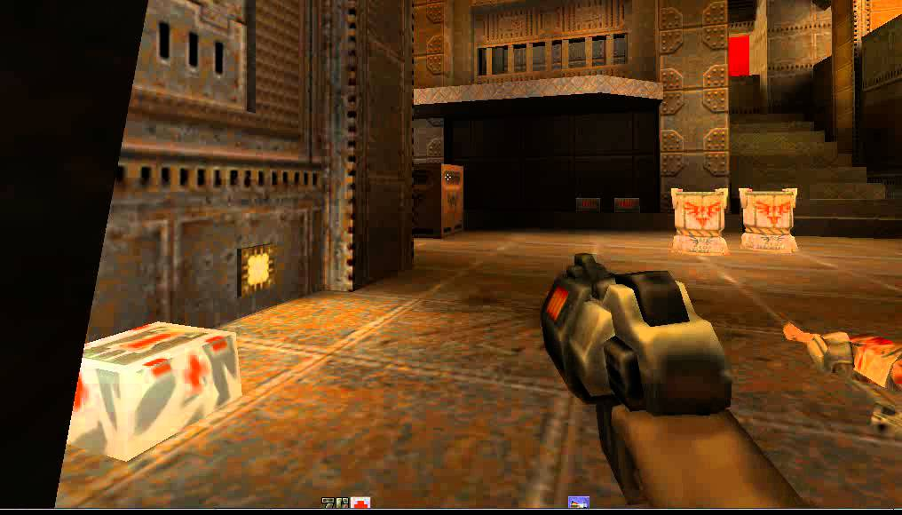 gameplay quake arena 2