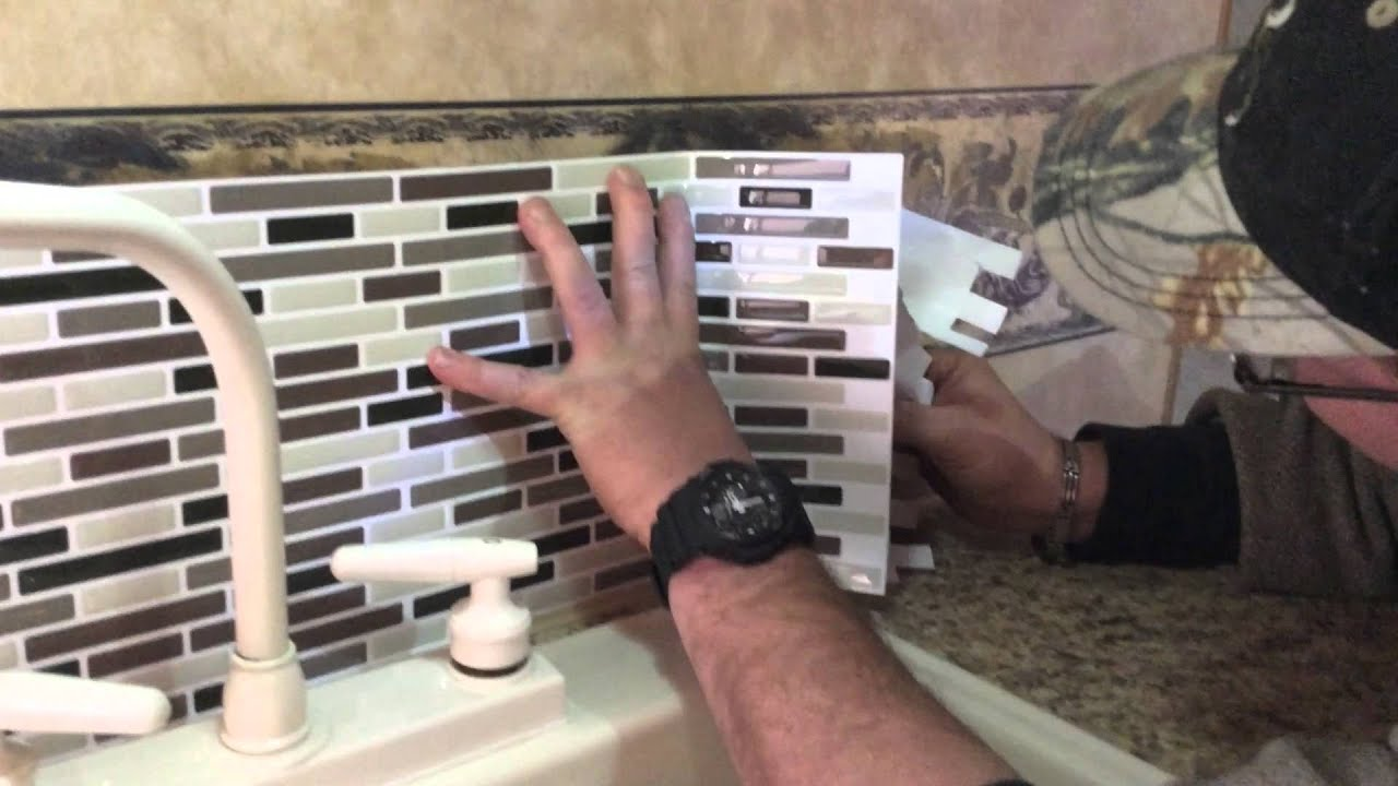 & Travel Trailer Decoration - YouTube