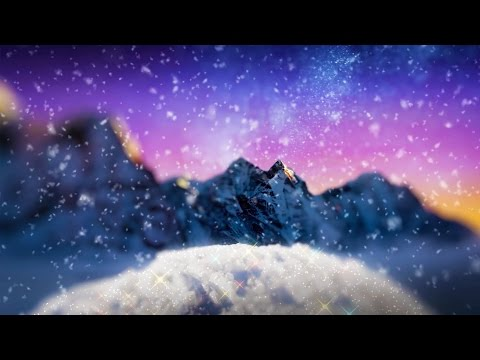 Winter Wonderland White Noise  Holiday Sounds for Relaxing, Studying, Sleep  10 Hr Christmas Music