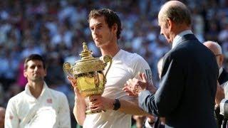 Wimbledon: Wimbledon 2013 Day 13 Highlights