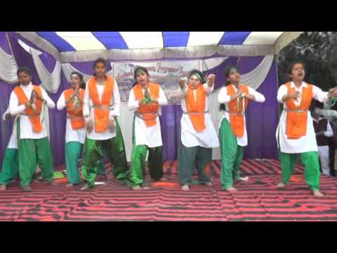 Vande Matram  || ABCD-2 Song || (Dance Perform by Sejal & Her Group)