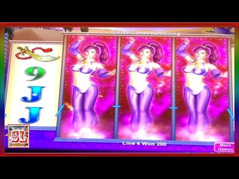 ** SUPER BIG WIN ** GENIE'S BLESSINGS  & OTHERS ** SLOT LOVER **