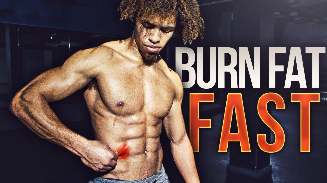 hiit burn fat fast