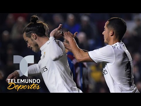 El gesto de Gareth Bale que evidencia la crisis del Real Madrid | Telemundo Deportes