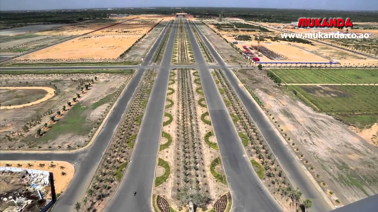 Aeroporto Luanda Chegadas : Novo aeroporto internacional de luanda youtube