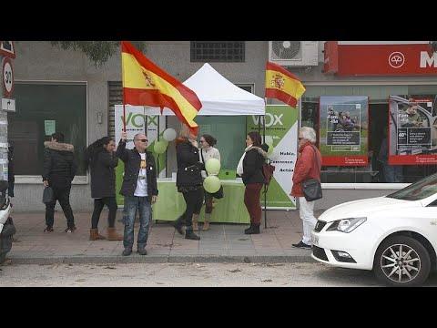 Partido Vox em Espanha: um voto de protesto ou viragem do eleitorado