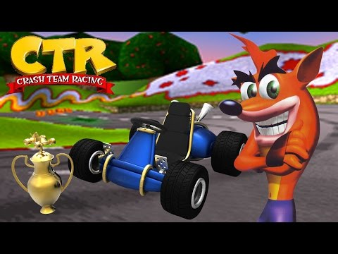 Crash Team Racing - Coco Park | Trophy Race