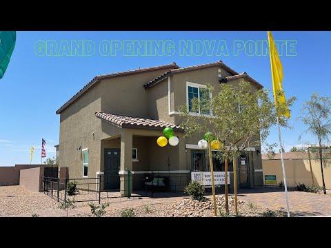 Nova Pointe by DR Horton at Valley Vista | New Homes For Sale North Las Vegas | Plan 1673 | $359k+