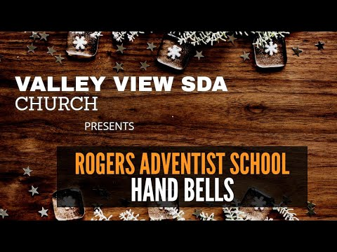 12-1-2018 Rogers Adventist School Hand Bell Ringers