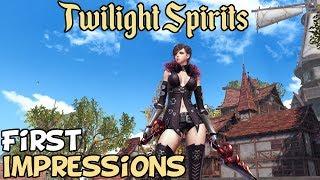 Twilight Spirits