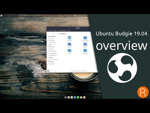 Ubuntu Budgie 19.04 overview | Your new favorite Ubuntu-based distro.