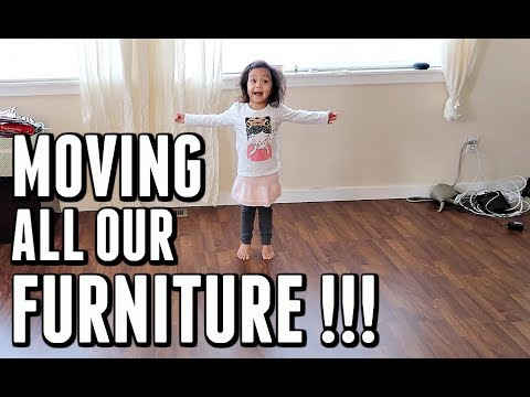 MOVING OUT!!! - Dancember 13, 2017 -  ItsJudysLife Vlogs thumbnail
