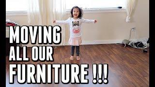 MOVING OUT!!! - Dancember 13, 2017 -  ItsJudysLife Vlogs
