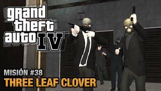 GTA 4 - Misión #38 - Three Leaf Clover (Español - 1080p 60fps)