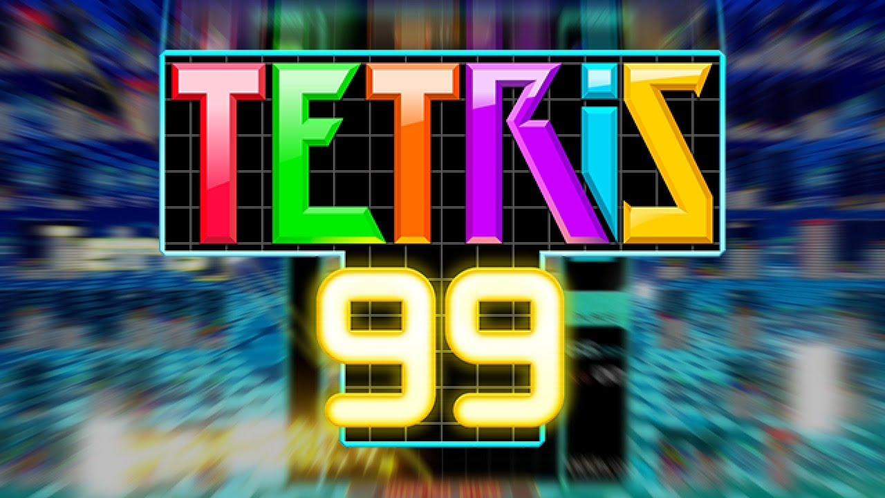 Let's Play Tetris 99 TOGETHER!