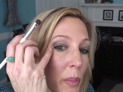 Smokey Eye Tutorial For Women Over 50