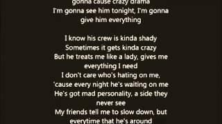 Rihanna   There's A Thug In My Life Lyrics