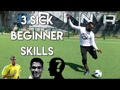 LEARN THE CLASSIC SKILL MOVES THAT ALWAYS WORK - SOCCER SKILLS