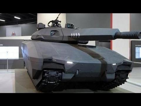 Terungkap Design Resmi Medium Tank PT Pindad/FNSS