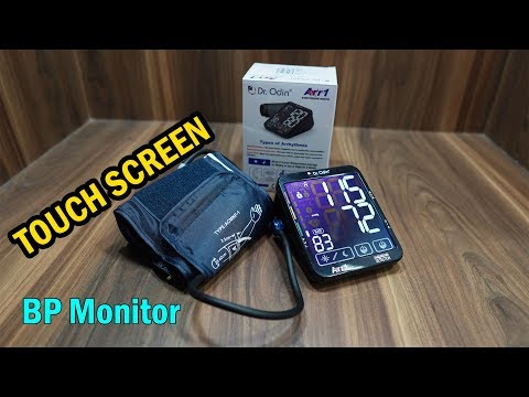 dr.-odin-touch-screen,-talking-bp-monitor-machine,-with-early-heart-problem-detection---rs.-3499