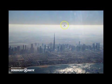 FLAT EARTH ADDICT 27 : The Flat Horizon Of Dubai and New York