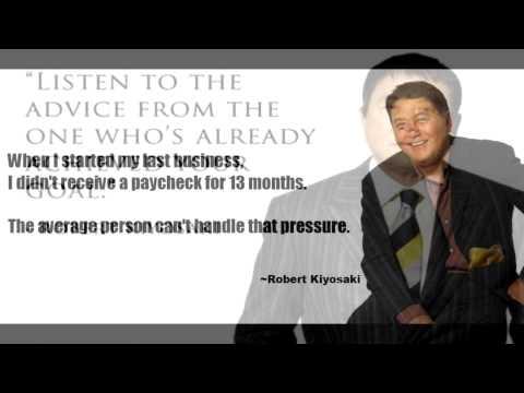 Robert T  Kiyosaki   The Business Of The 21st Century pt1