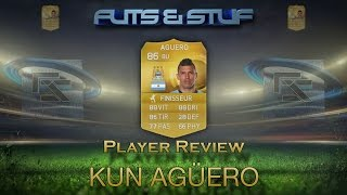 FUT 15 | PLAYER REVIEW | SERGIO AGUERO [86] | FR | HD Thumbnail