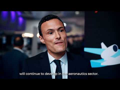 Le Bourget 2019 | Synergie.aero internationally [english subtitles]