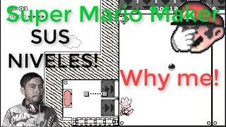 Todo Tiempo Pasado no siempre fue mejor! Sus Niveles Super Mario Maker