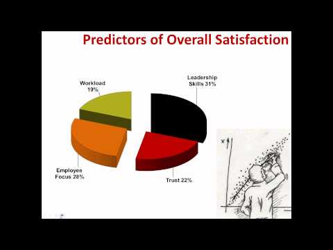 Employee Satisfaction: Key Predictors and Trends (Webinar)