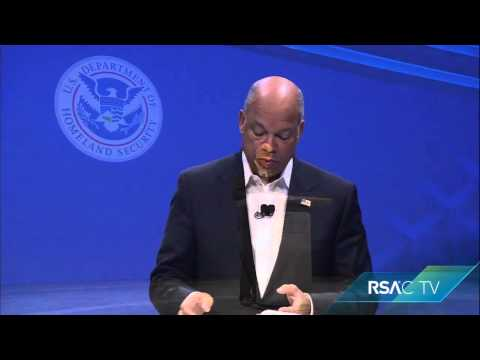 Secretary Jeh Johnson, Department of Homeland Security