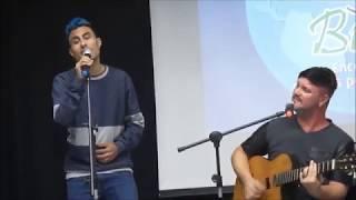 Baixar Douglas Malharo e Raphael Malharo (ao vivo) - Sarau Bodega do Brasil - Canção: Espelho