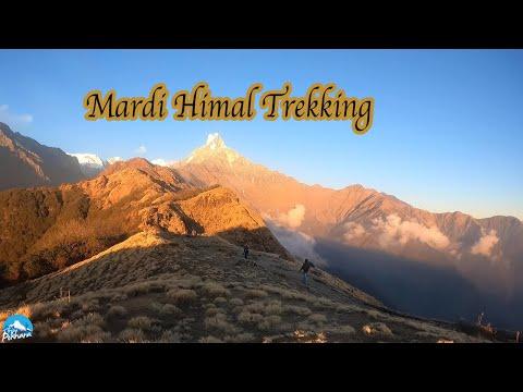 Mardi Himal trekking from pokhara
