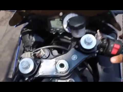 Alcoa Good Times >> Yamaha R6 Deltabox III - YouTube