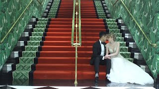 Wedding Video at the Greenbrier in White Sulphur Springs, WV