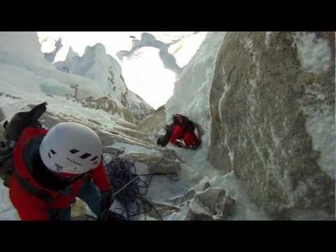 Patagonia Winter Climbing 2012