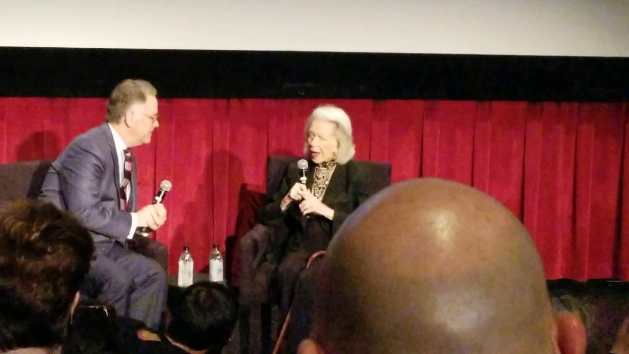 TCMFF 2018: Eddie Muller interviews Marsha Hunt