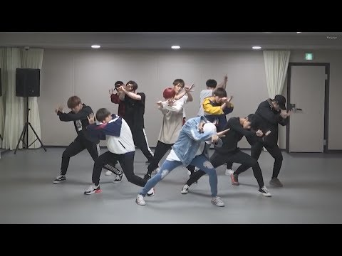 Wanna One (워너원)   'BOOMERANG' (부메랑) Mirrored Dance Practice