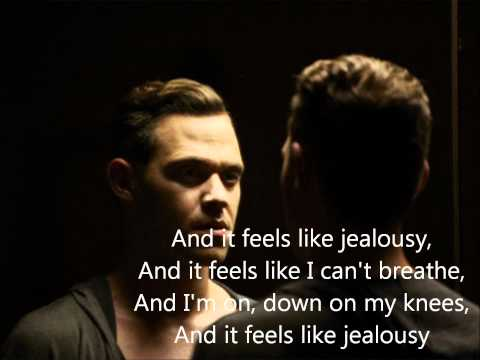 Will young- Jealousy with lyrics