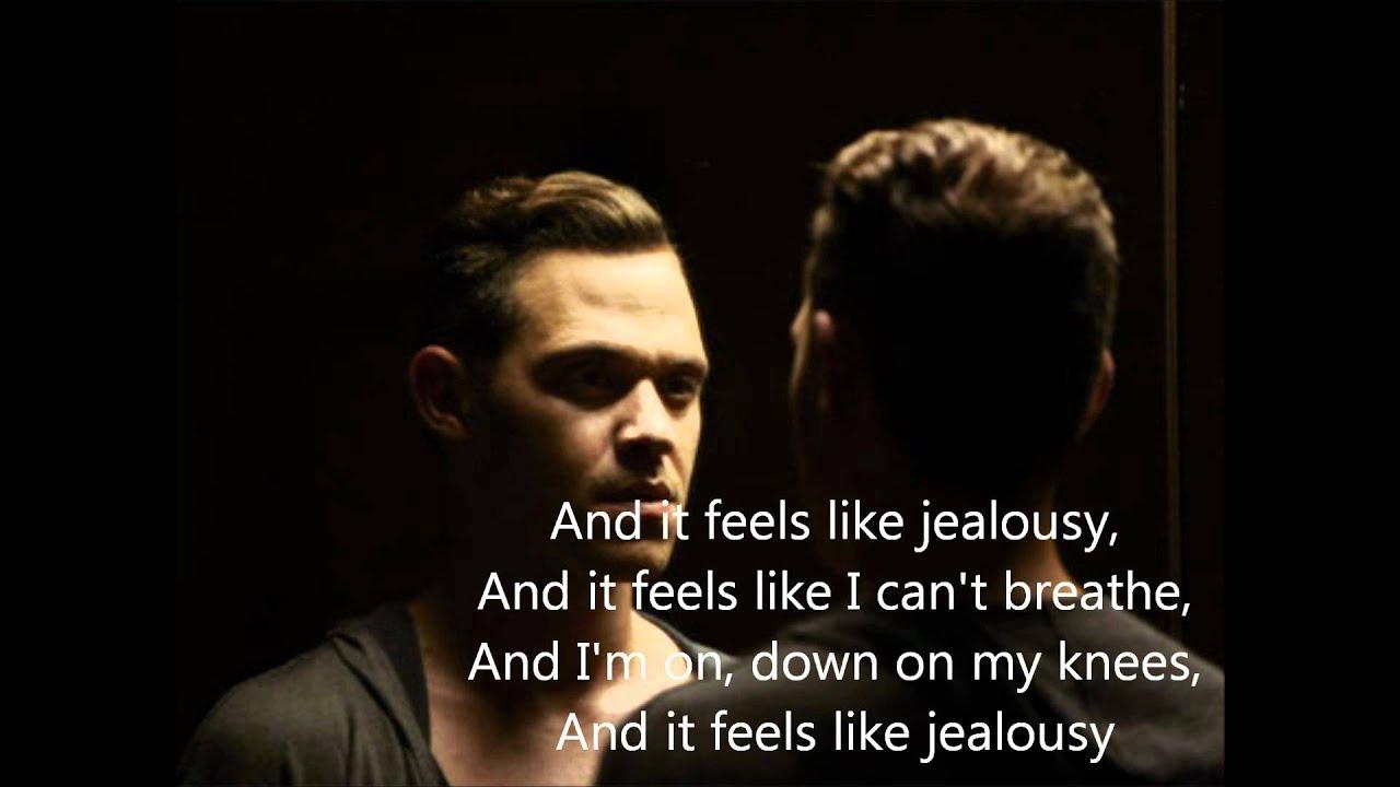 What jealousy feels like