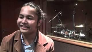 "Adam & Hawa - Hafiz AF7 & Siti Nurhaliza - Rakaman lagu  tema ""Muara Hati"""