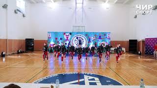 Чир Спорт 2021  - 013 - United BIT, Ухта (показательное выступление)